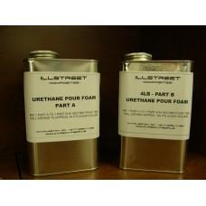 Expanding Foam - 4 LB Density – 4lb kit (1 cubic ft coverage)