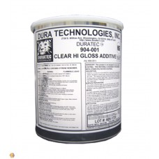 Duratec Clear Hi-Gloss Gel Coat Additive – 1 Gallon