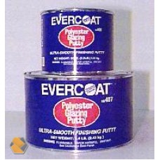 Evercoat Polyester Glazing Putty – 5.5lb (catalyst included)