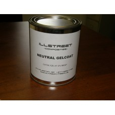 Neutral ( Tan ) Polyester Gelcoat – Quart
