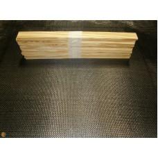 "12"" Wooden Stir paddles (Pack of 50)"