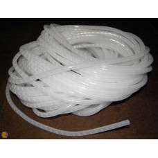 "Poly - E Spiral Wrap Flow (3/8"") Sold Per 25ft"